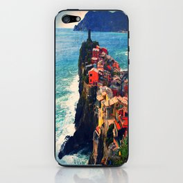 Cliff Living iPhone Skin