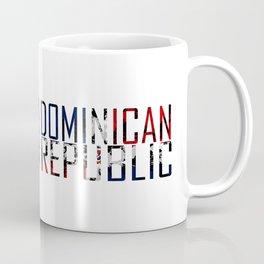 Made In Dominican Republic Coffee Mug