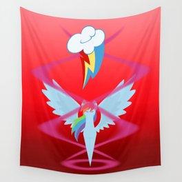 Magic Circle: Rainbow Dash Wall Tapestry