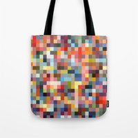 sprinkles Tote Bags featuring Sprinkles by Stuff.