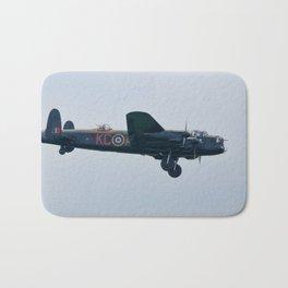Lancaster on approach Bath Mat