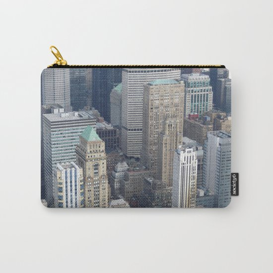 Manhattan Morning Carry-All Pouch