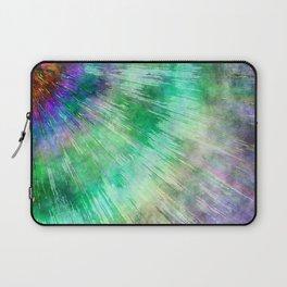 Tie Dye Watercolor Abstract Laptop Sleeve