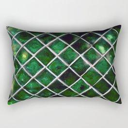 Emerald Pattern Rectangular Pillow