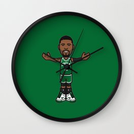 KyrieIrving Icon Wall Clock