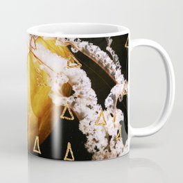 Golden Burn (nautic animal, nature photography) Coffee Mug