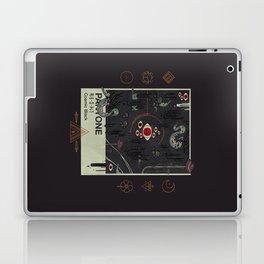Cosmic Black Laptop & iPad Skin