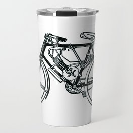 Bike Bicycle Bicicleta Vélo Travel Mug