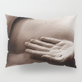 Tangled Bodies Intimate Anonymity 2 Pillow Sham