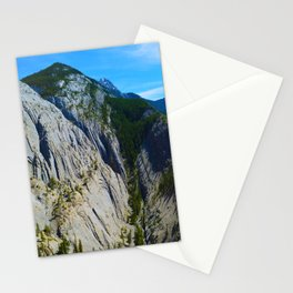 Morrow Canyon in Jasper National Park, Canada Stationery Cards