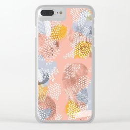 Cake Shop Clear iPhone Case