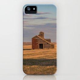 Grain Elevator 18 iPhone Case