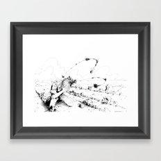Desert #2 Framed Art Print