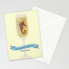 crayon ponyfish Stationery Cards