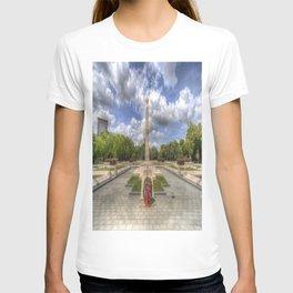Russian War Memorial Budapest T-shirt