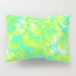Grunge Art Floral Abstract G170 Pillow Sham