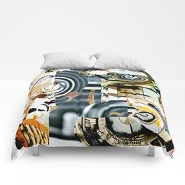 Grand Scheme Comforters