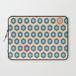 Digital Honeycomb Laptop Sleeve