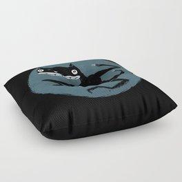 A Cat Floor Pillow
