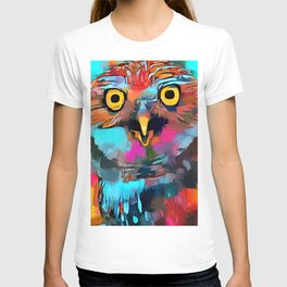 Burrowing Owl T-shirt