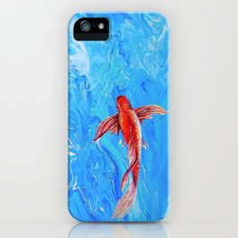 The Little Fish iPhone Case
