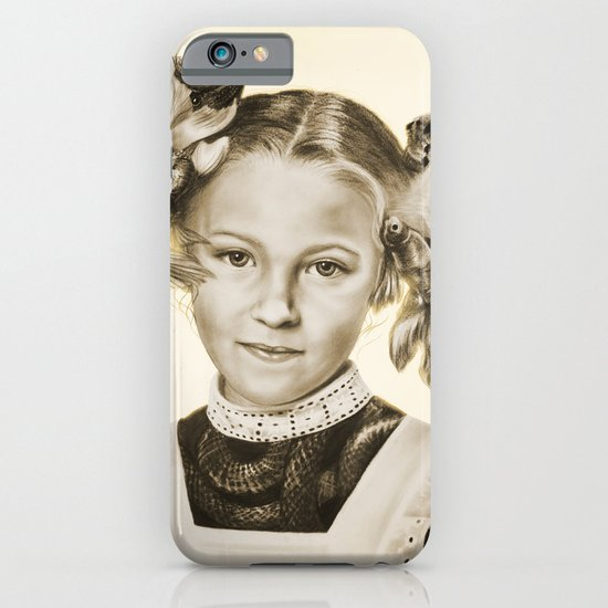 Childhood Pets iPhone & iPod Case