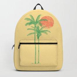 bye bye beach Backpack