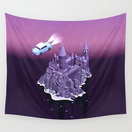Hogwarts series (year 2: the Chamber of Secrets) Wall Tapestry