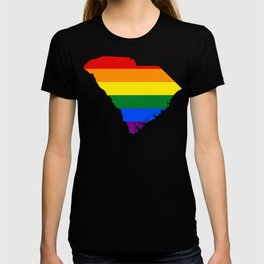 LGBT South Carolina T-shirt