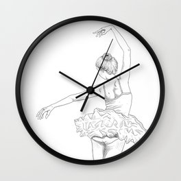 Katie Lynne Wall Clock