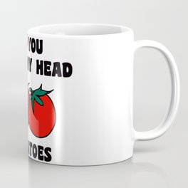 From My Head Tomatoes Coffee Mug