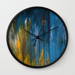Mistaken Masterpiece Wall Clock