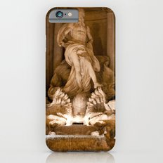 Trevi Fountain At Night iPhone 6s Slim Case