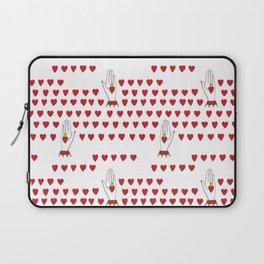 Take my heart Laptop Sleeve