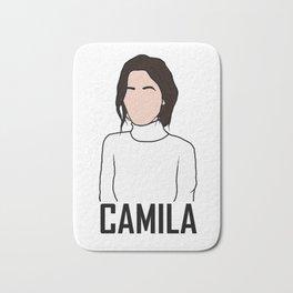 Camila Cabello Bath Mat