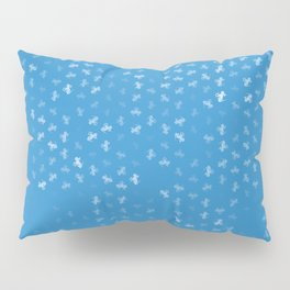 capricorn zodiac sign pattern wb Pillow Sham