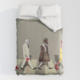 The Last Crusade of Abbey Road Comforters