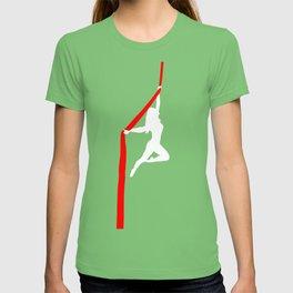 Aerialist Silks Spilt Sugar T-shirt