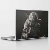 yoda Laptop & iPad Skins featuring Yoda by Sharky