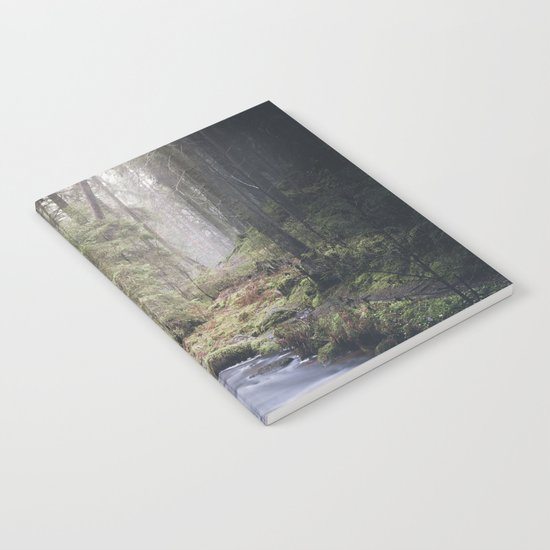 Silent whispers Notebook
