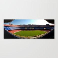 FC Barcelona - Nou Camp Canvas Print