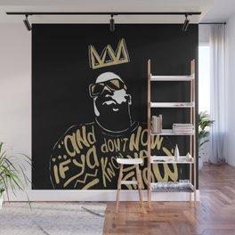 Brooklyn's King Wall Mural