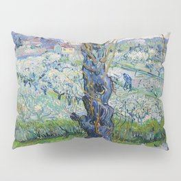 "Vincent Van Gogh ""View of Arles, Flowering Orchards"" Pillow Sham"