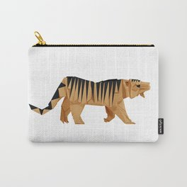 Origami Tiger Carry-All Pouch