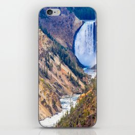 Real Life Painting iPhone Skin