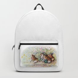 Little Hamster Garden Backpack