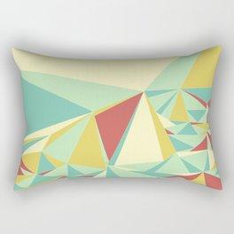 Facet - Bloom Tone Rectangular Pillow
