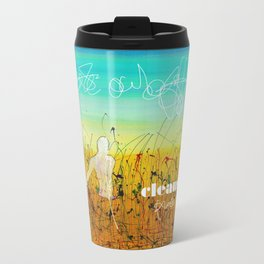 Cleansing process Travel Mug