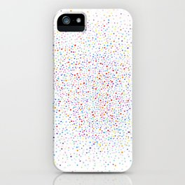 color space iPhone Case