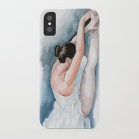 ballet iPhone & iPod Cases featuring Ballet by rchaem